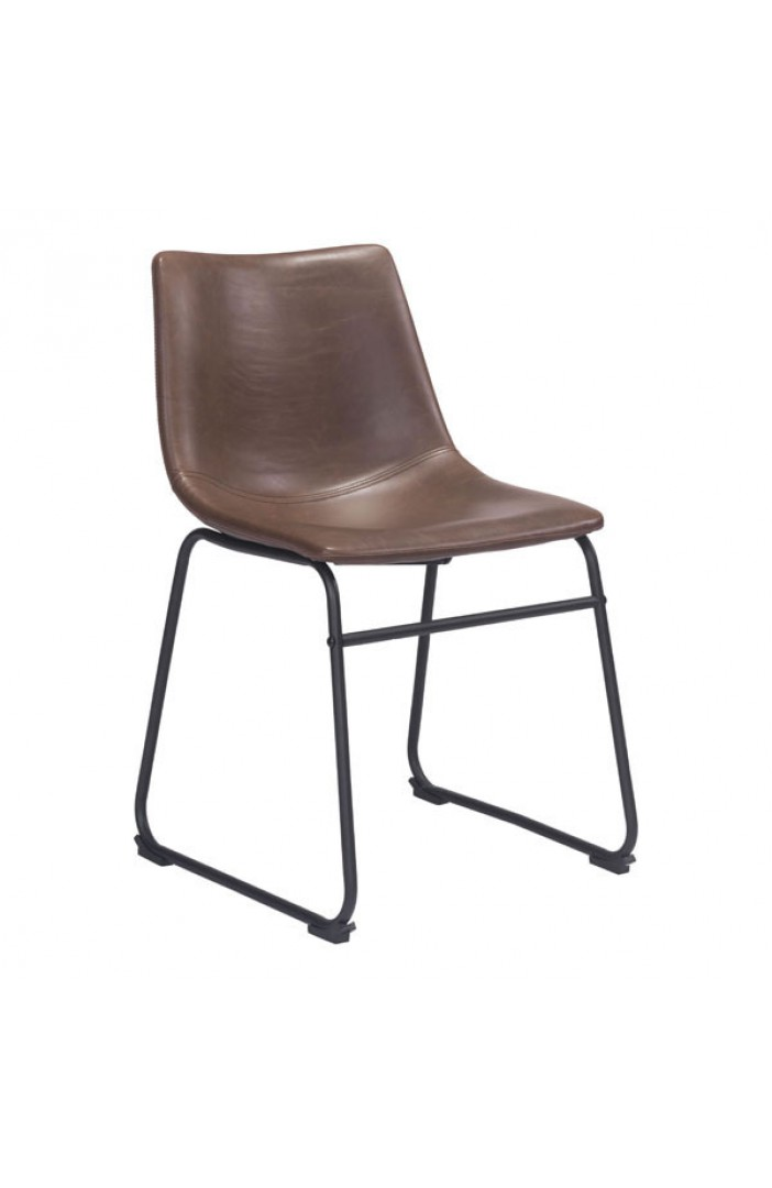 Miraculous Smart Dining Chair Vintage Espresso Dailytribune Chair Design For Home Dailytribuneorg