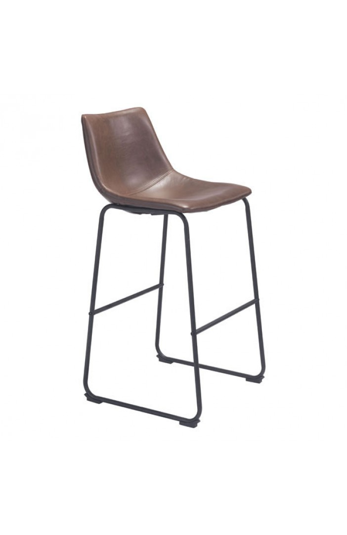 Astounding Smart Bar Chair Vintage Espresso Gamerscity Chair Design For Home Gamerscityorg