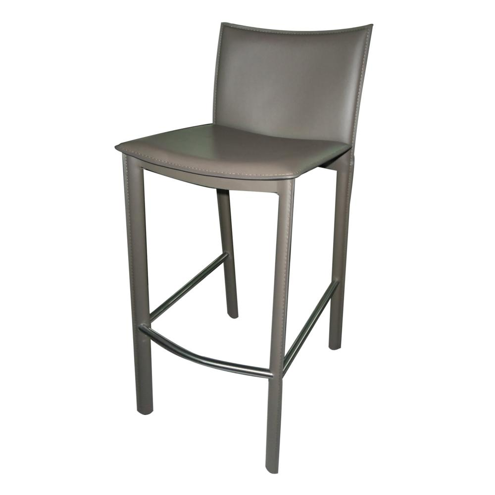 Marvelous Panca Bar Stool Charcoal Caraccident5 Cool Chair Designs And Ideas Caraccident5Info