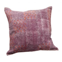 Floret Cushion Purple