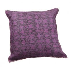 Bloom Cushion Purple