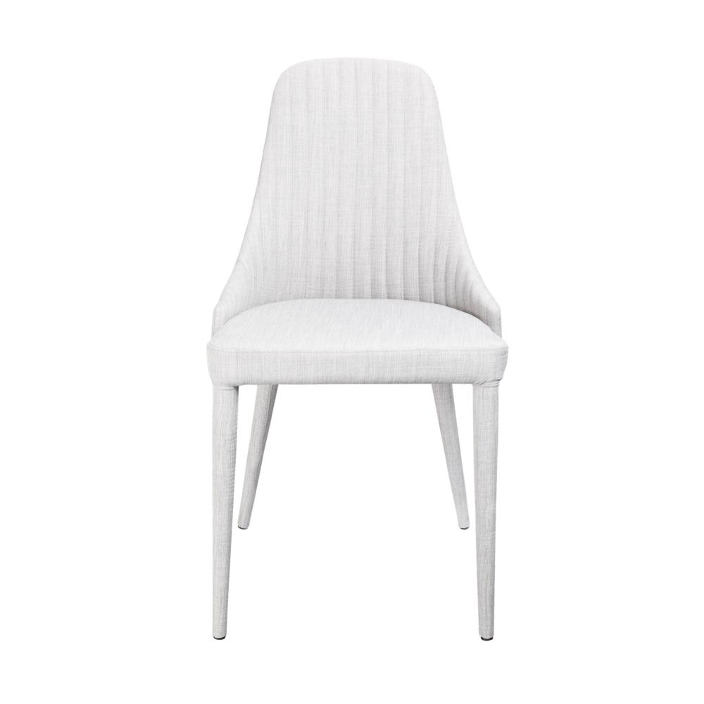 Sensational Chloe Dining Chair Light Grey M2 Caraccident5 Cool Chair Designs And Ideas Caraccident5Info