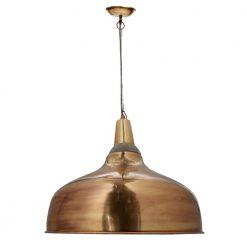 Silas Pendant Lamp Gold