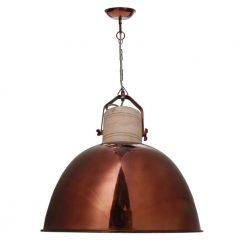 Midas Pendant Lamp Bronze