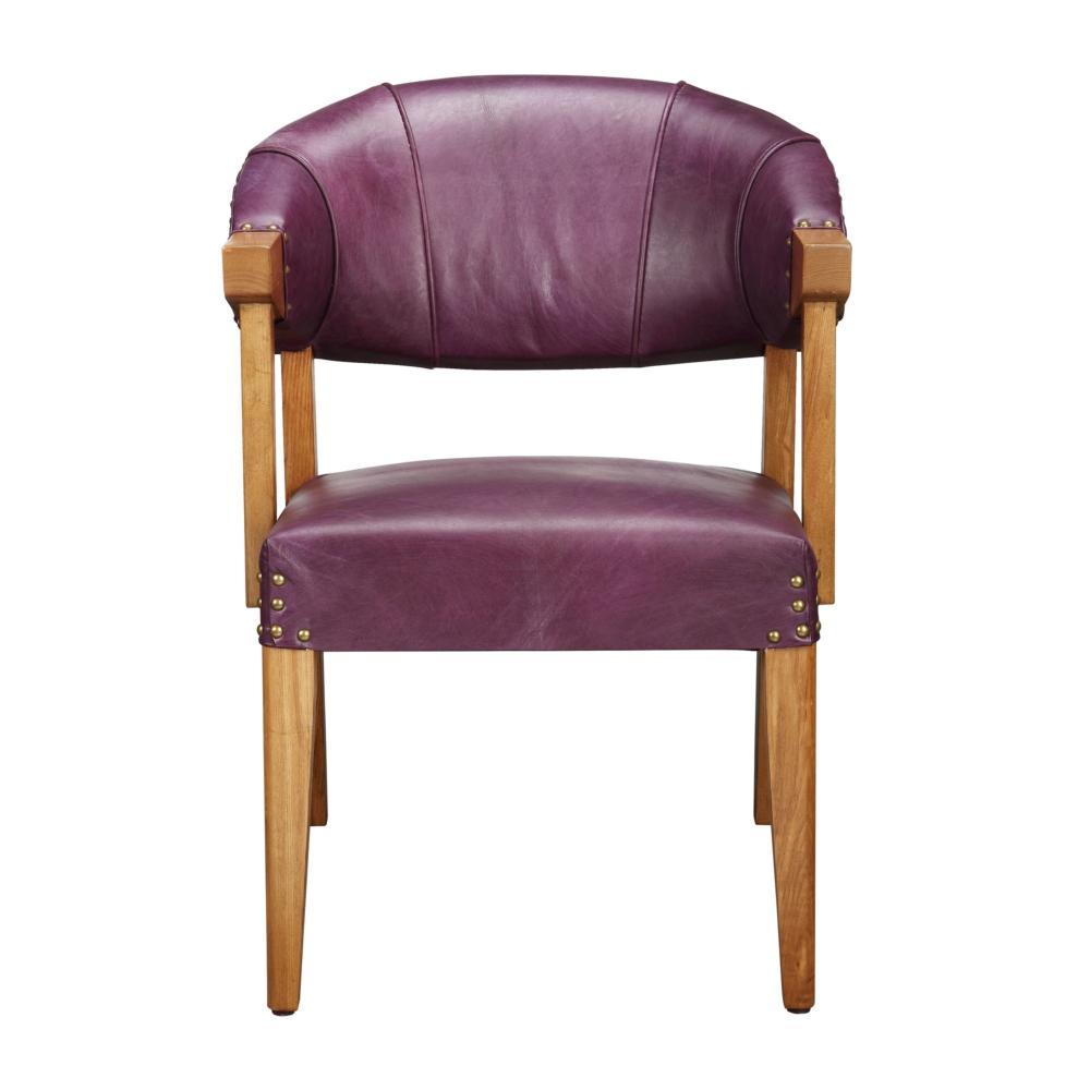 Peachy Theodore Club Chair Purple Beatyapartments Chair Design Images Beatyapartmentscom