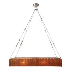 Clarice Pendant Lamp Amber