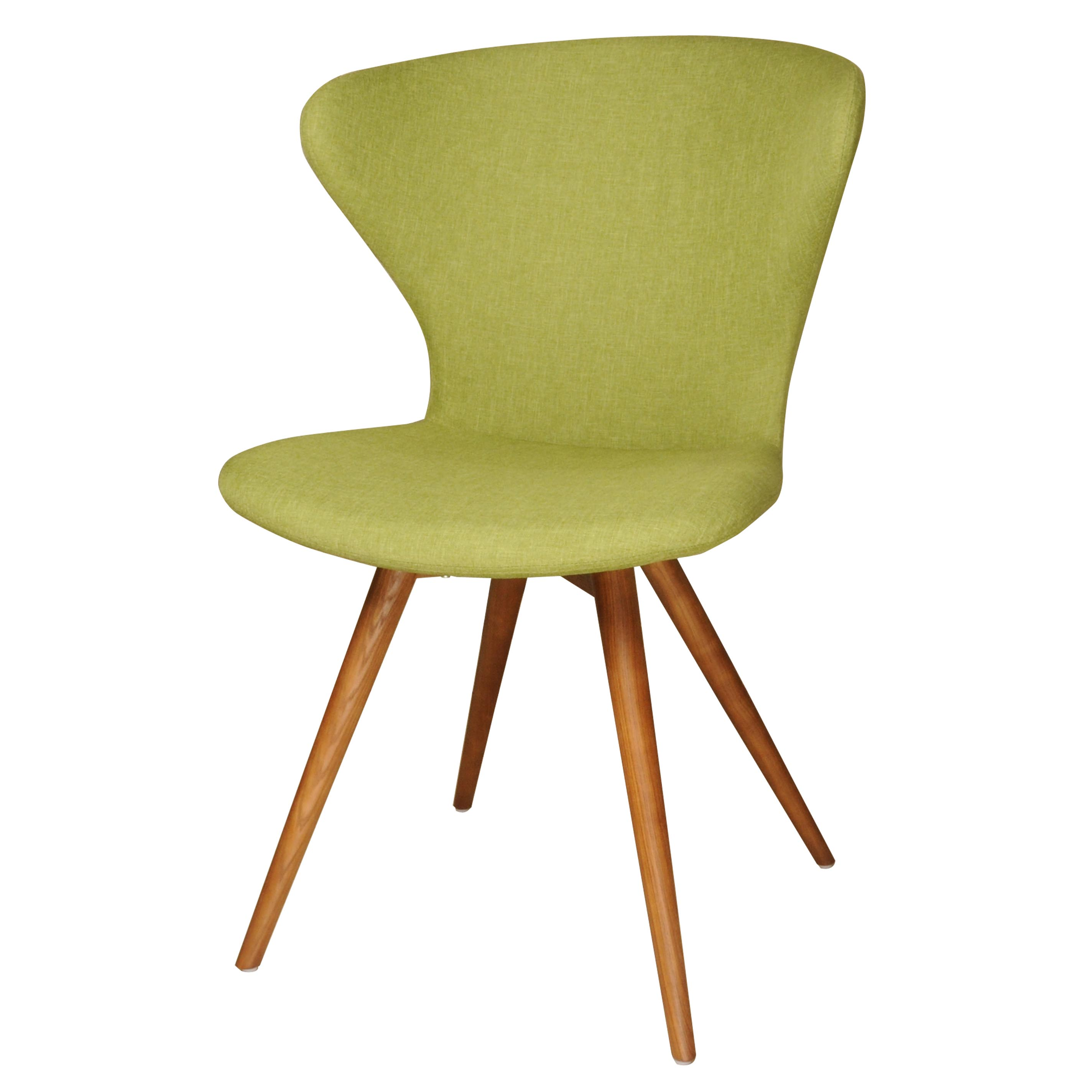 Brianda Kd Fabric Chair Walnut Legs Limerick Boulevard