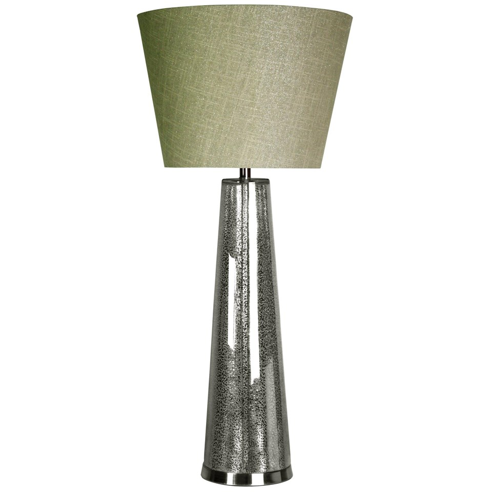 free glass lamps home table mercury lamp today overstock product jute shipping wrapped garden