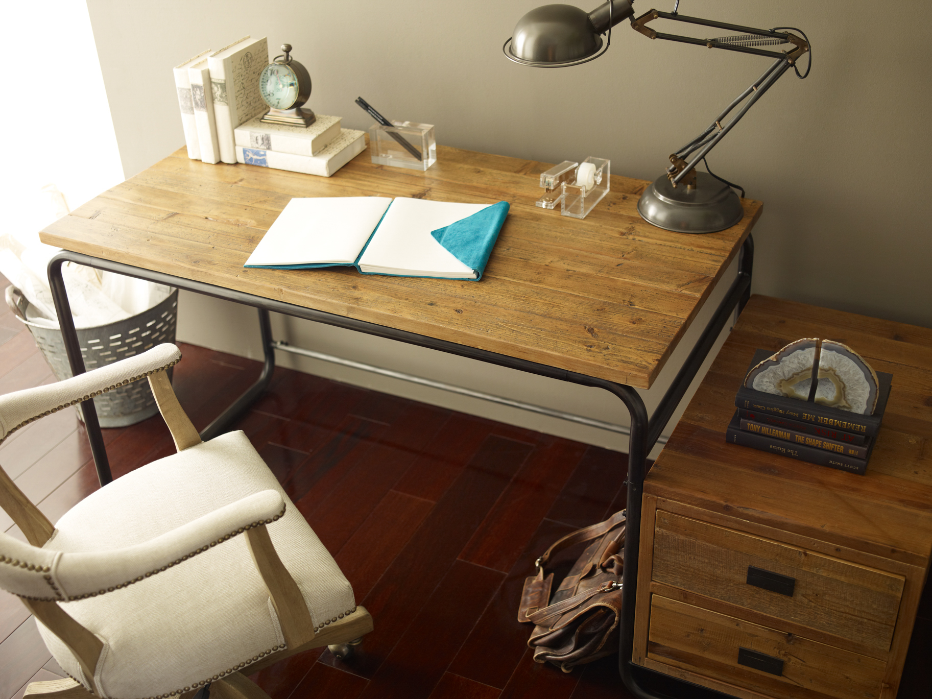 or computer as table a urban tables pin dressing stunning this either baumhaus works chic desk