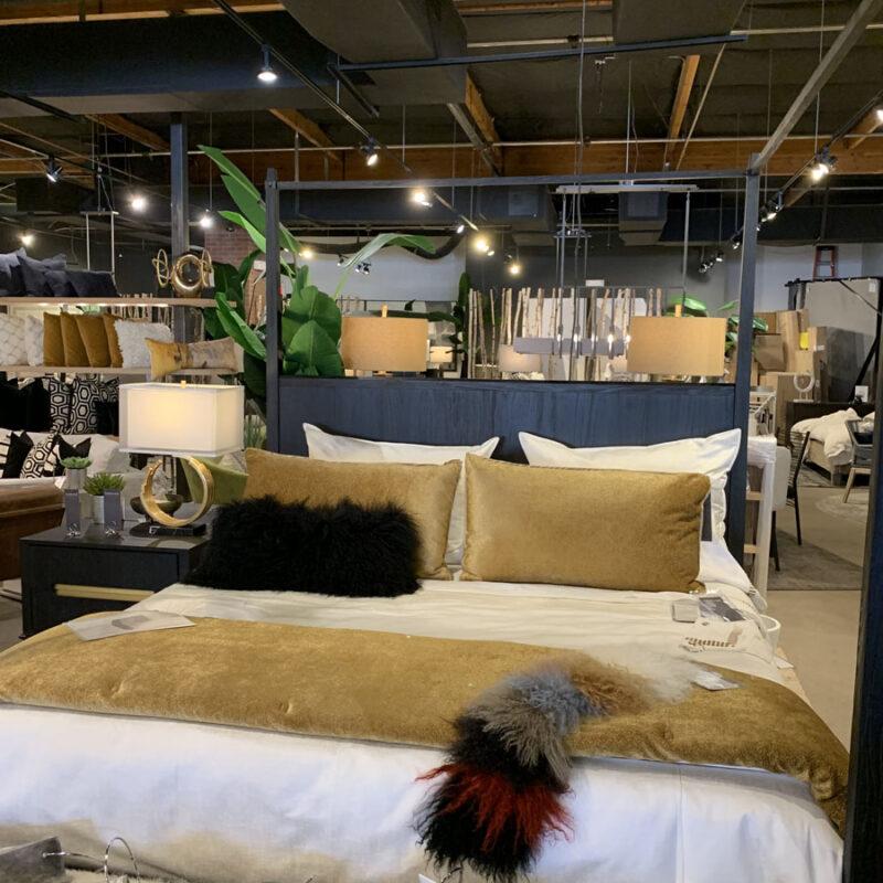 modern bedroom furniture Scottsdale